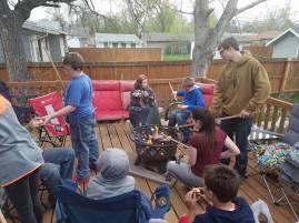 Fireside Sermon